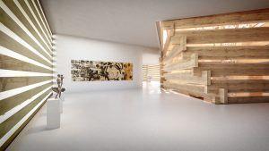 Renders: by Kengo Kuma and Associates