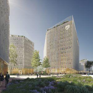 Images: by KCAP + Orange Architects
