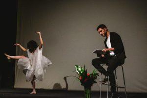 Michel Noher y Agustina Sario / Crédito: Sofia Rotella