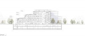 Drawings: C.F. Møller Architects