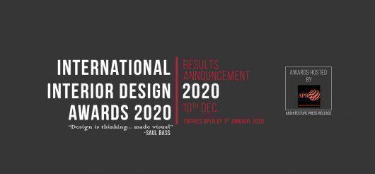 Premio Internacional De Diseño De Interiores 2020 Arqa