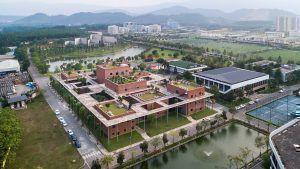 Courtesy of image: VTN Architects (Vo Trong Nghia Architects), Hiroyuki Oki