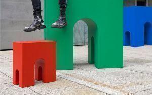 ARQA - Tiny Arc de Triomphes