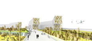 Renders: MiAS Architects/ ©cfarch/cristián ferrera architecture
