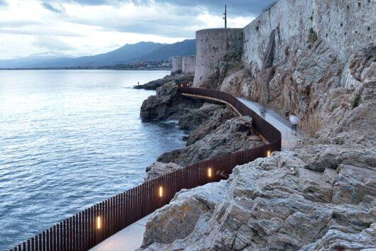Bastia Aldilonda, un paseo «sobre el mar»