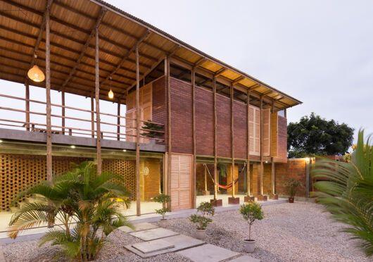 ARQA - Casa Zancos