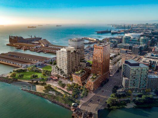 La torre de MVRDV en San Francisco: un diseño inspirado en la geología