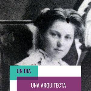Lily Isabel Maude Addison 1885 – 1955 I Un día, una arquitecta