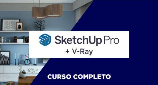 Descripción Curso SketchUp + VRay