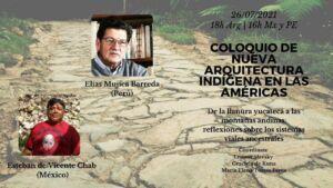 10º Encuentro del Coloquio de Nueva Arquitectura Indígena