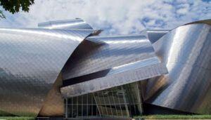 La arquitectura clásica de Frank Gehry