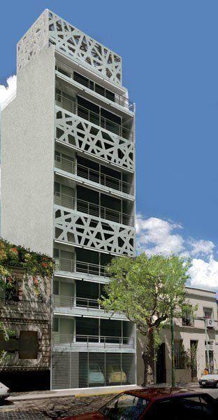 Departamentos para vivienda y oficinas nueva tendencia for Edificios modernos minimalistas