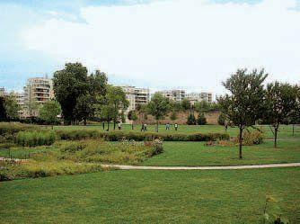 - Parque de Gilles Clement