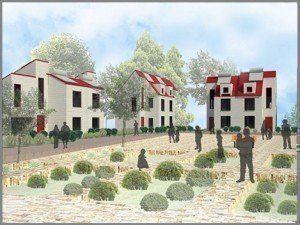 San Luis: avanza la construcción del primer barrio bioclimático del país, por PVC Tecnocom