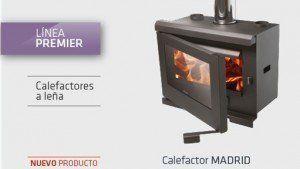 Calefactor Madrid, por Tromen
