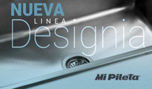 Mi Pileta presenta Designia, su nueva línea para cocinas